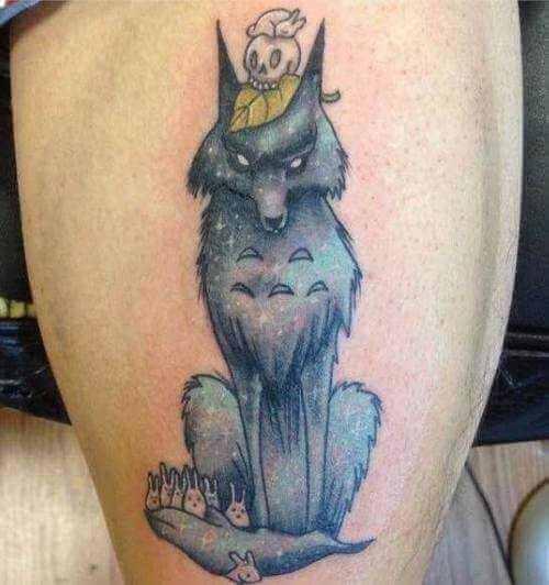 Comic Wolf
