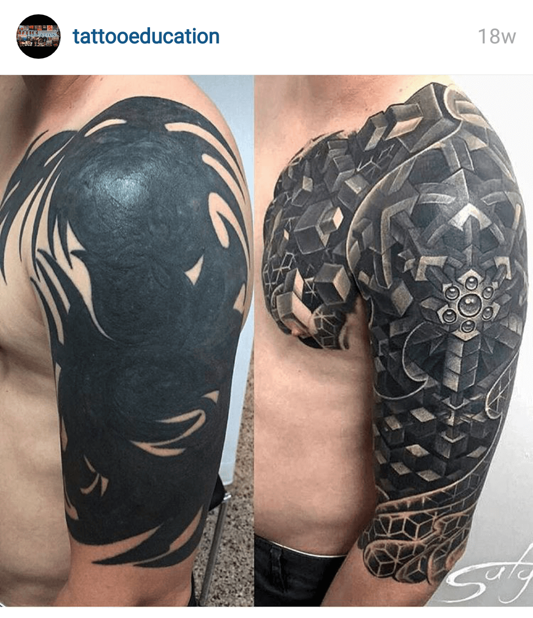 3D Cover Up