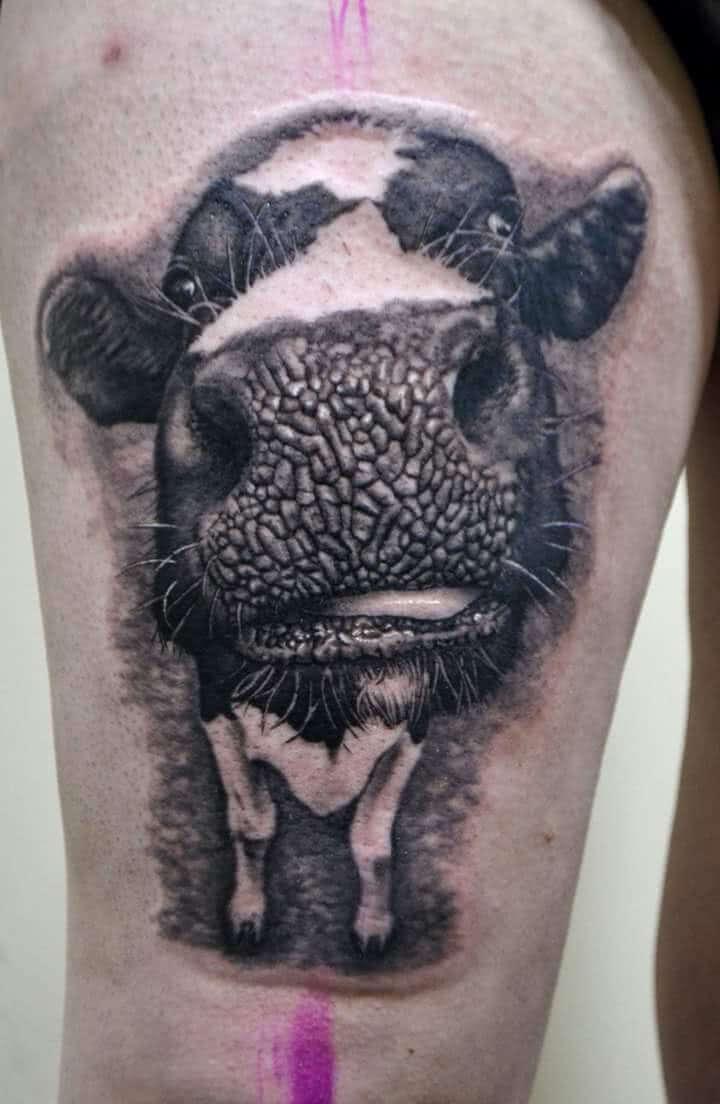 3D Kuh