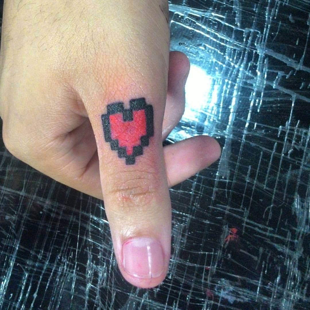 8bit Herz