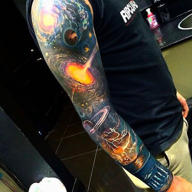 Arm-Sleeve Universum