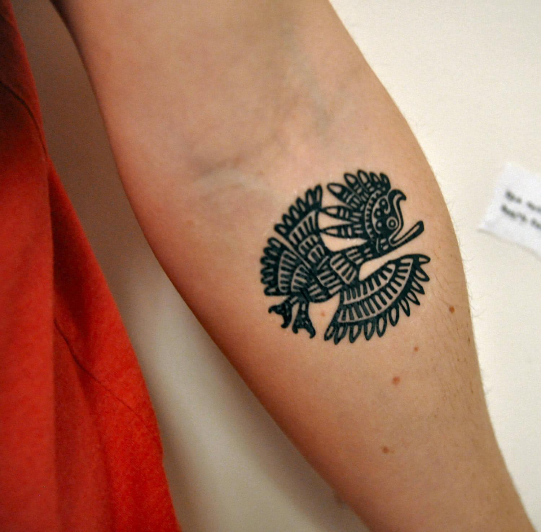 Aztekischer Adler