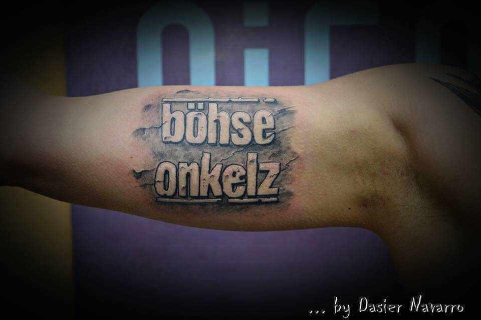 Böhse Onkelz Logo