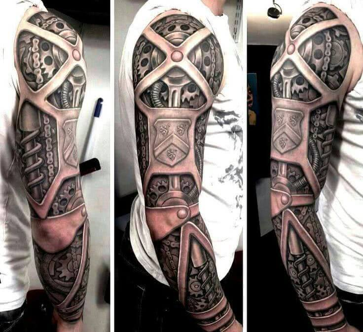 Biomechanic Sleeve