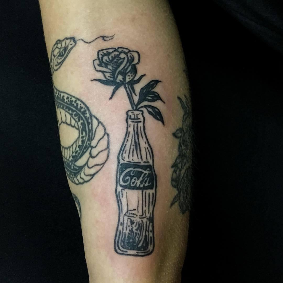 Cola Vase