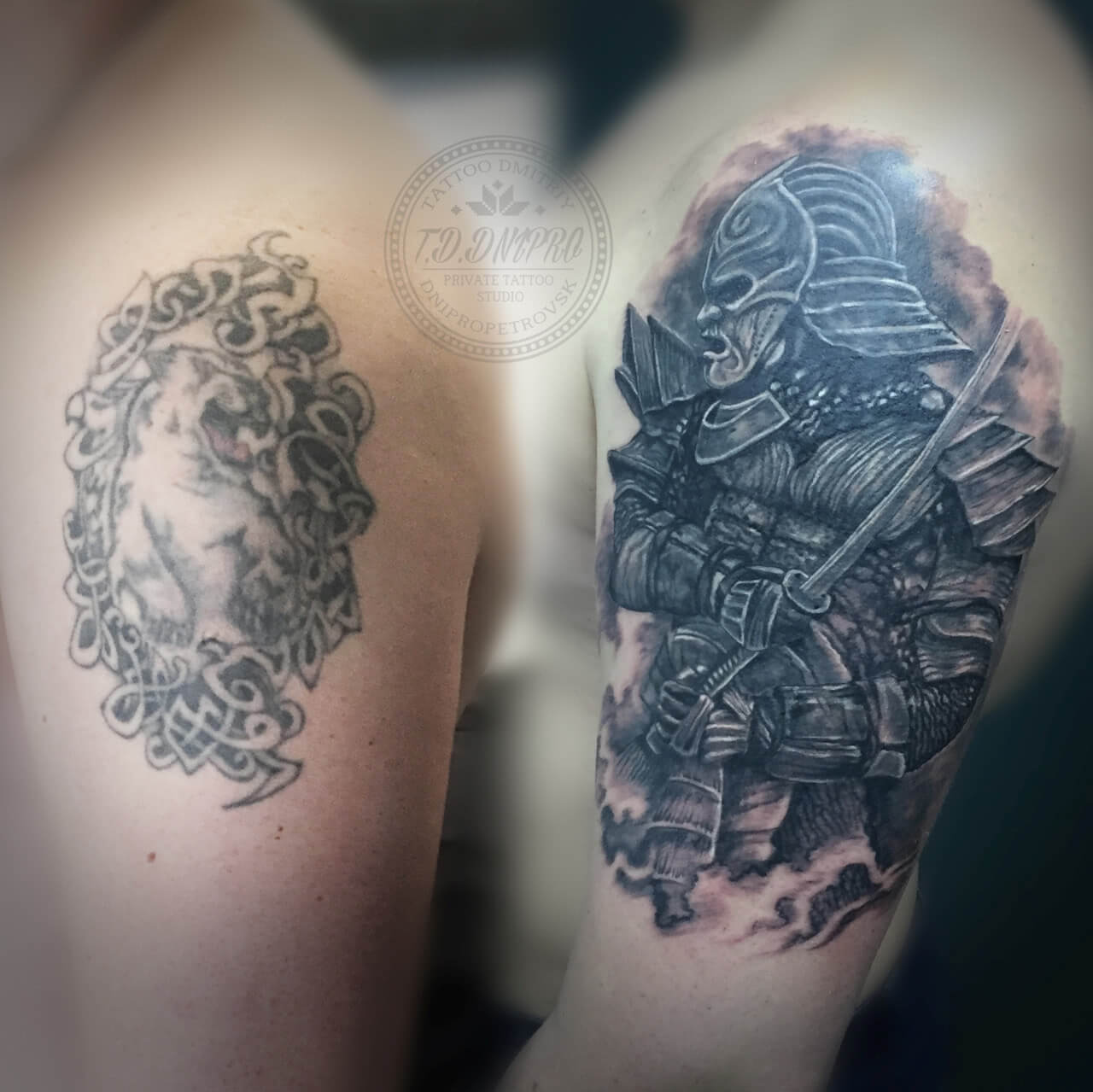 Cover Up Krieger