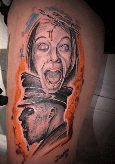 DEAD SNOW Tattoo