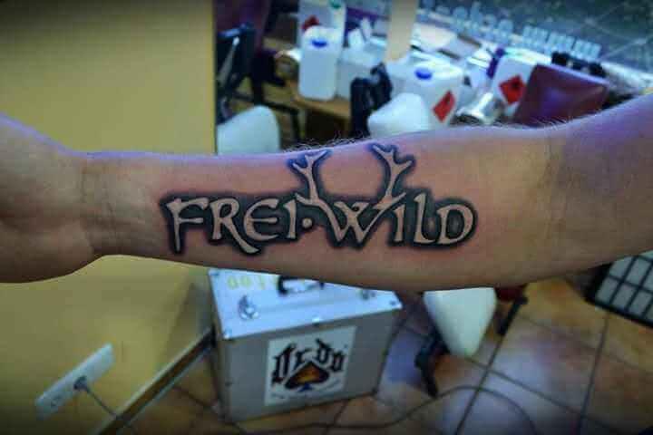 Freiwild Band Logo