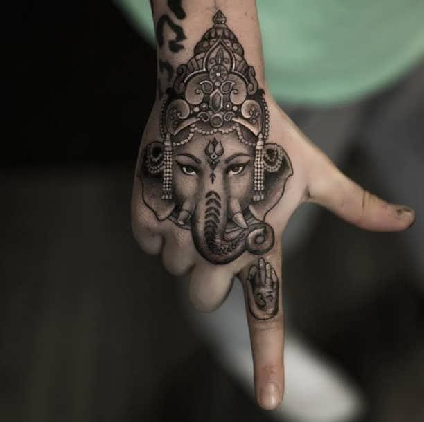 Ganesha – die indische Elefantengottheit