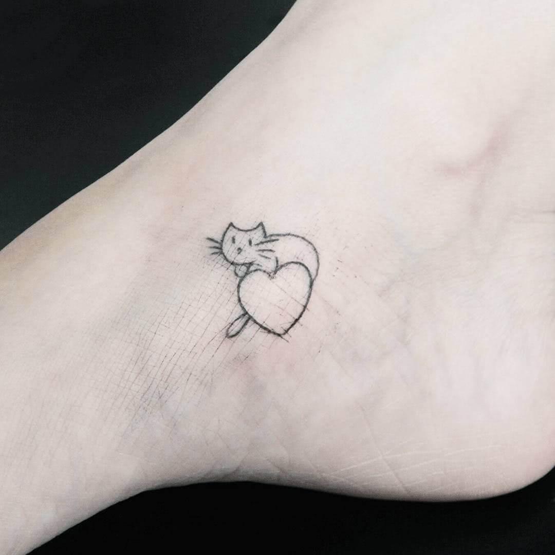 Tattoo herzchen