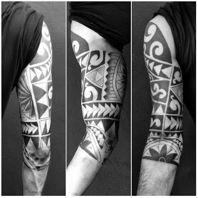Maori Elemente