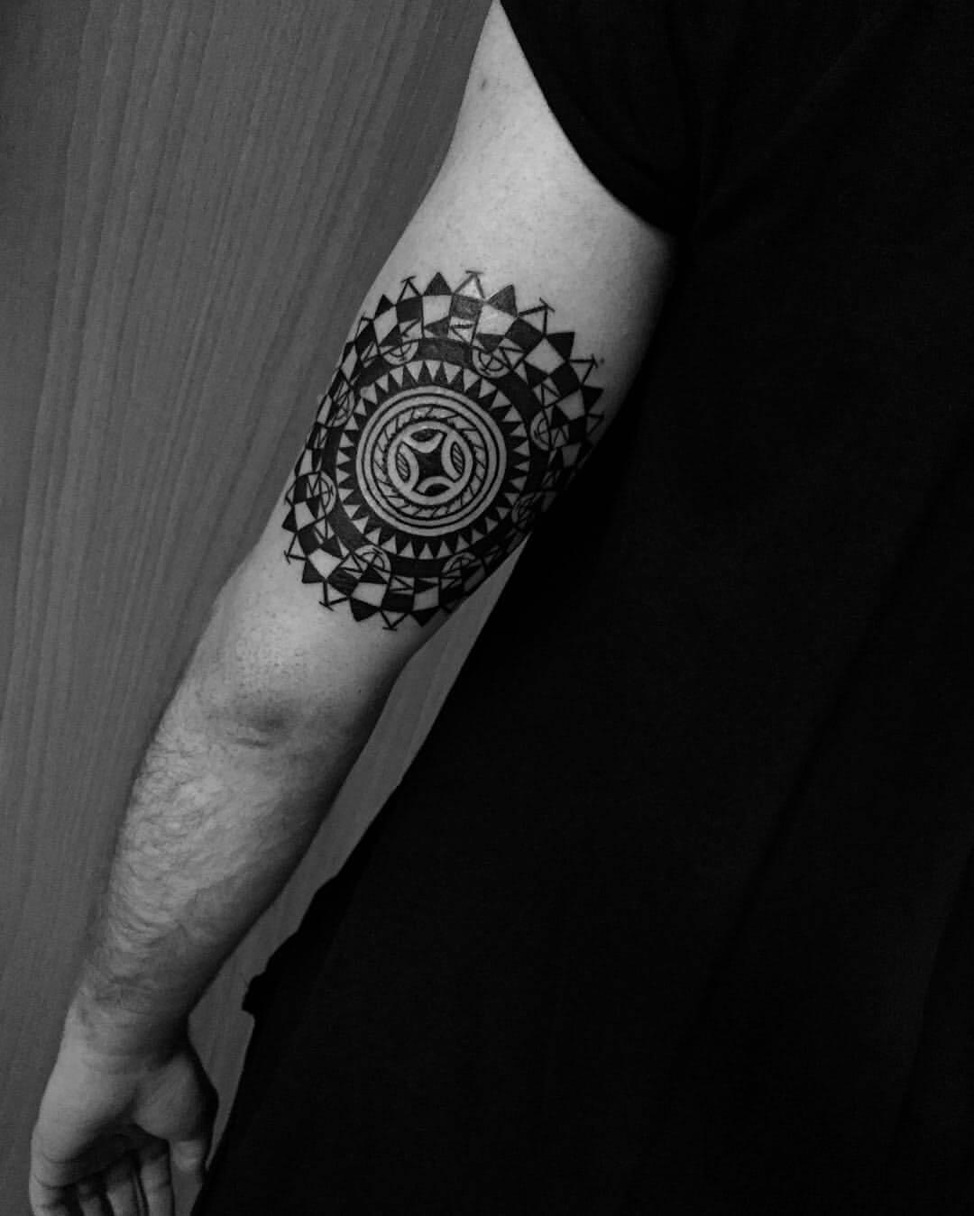 Maori Mandala