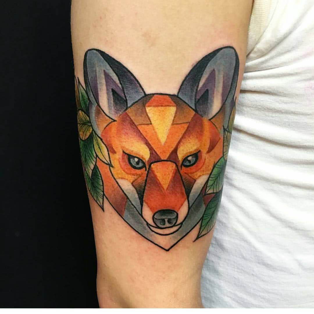 Polygon Fuchs Fuchskopf