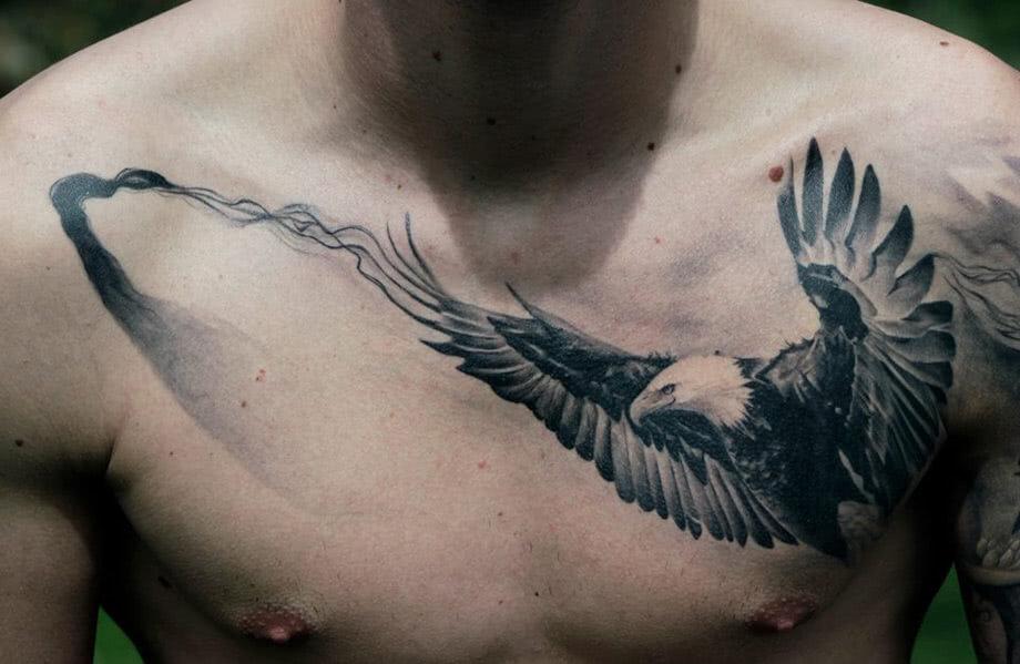Realistischer Adler