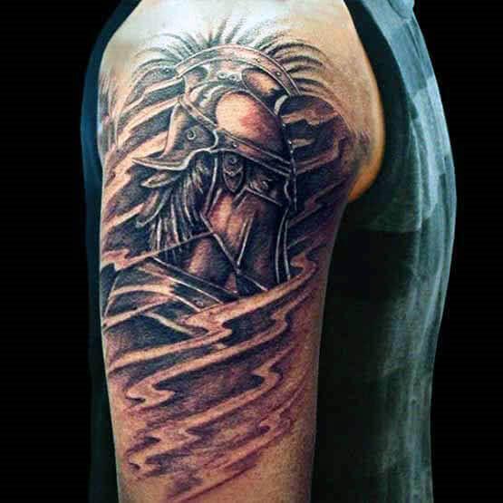Sparta Krieger