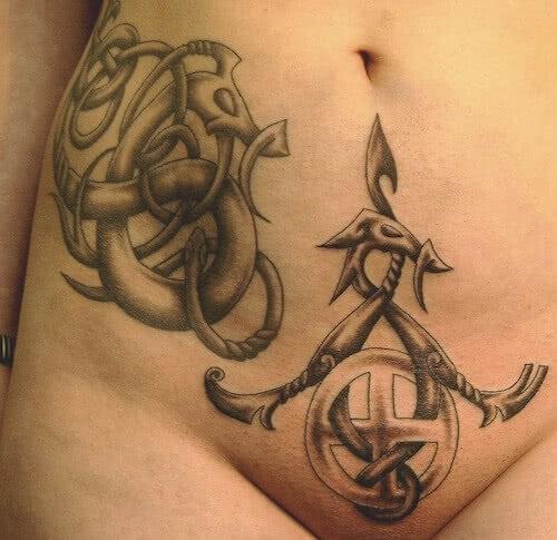Wikinger Tattoo Bedeutng Entdecken Sie Die